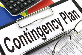 contingency plan with recruitment agencies