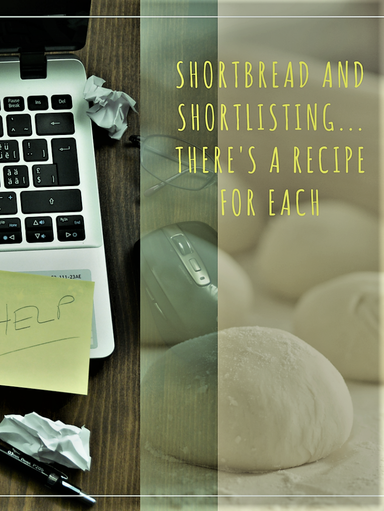 shortlisting shortbread recipes tips